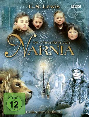 Die Chroniken von Narnia (TV-Verfilmung der BBC), C. S. Lewis