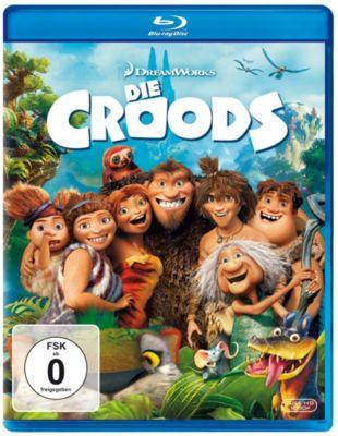 Die Croods, Kirk De Micco, Chris Sanders