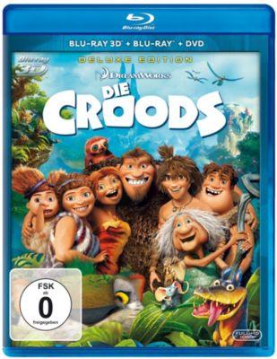 Die Croods - 3D-Version, Kirk De Micco, Chris Sanders
