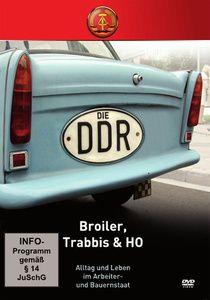 Die DDR - Broiler, Trabbis & HO, Diverse Interpreten