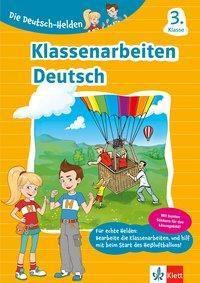 Die Deutsch-Helden - Klassenarbeiten Deutsch 3. Klasse -  pdf epub