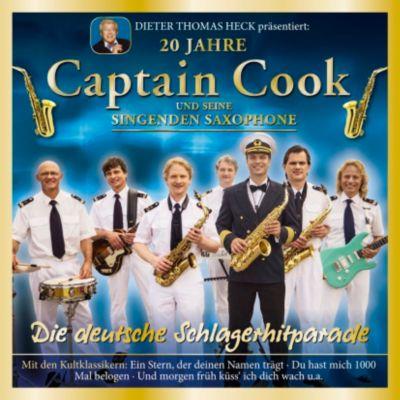 Die deutsche Schlagerhitparade, Captain Cook Und Seine Singenden Saxophone