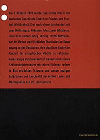 Die Deutschen im 20. Jahrhundert - Produktdetailbild 2