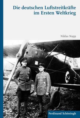 Die deutschen Luftstreitkräfte im Ersten Weltkrieg, Niklas Napp