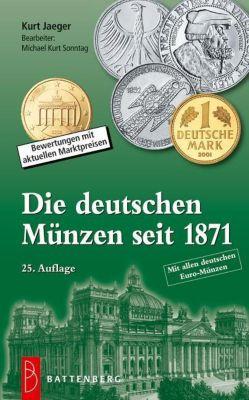 Die deutschen Münzen seit 1871, Kurt Jaeger