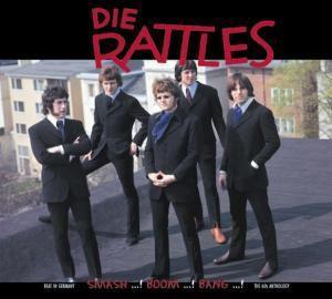 Die Deutschen Singles A&B (1965-1969), The Rattles