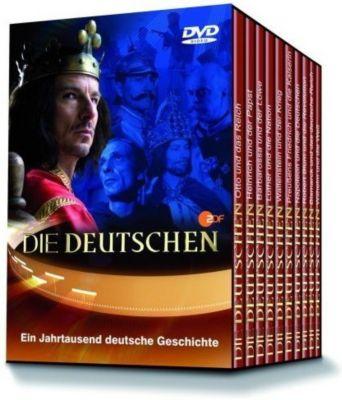 Die Deutschen - Staffel 1, Die Deutschen-Zdf-Doku