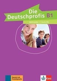 Die Deutschprofis: .B1 Medienpaket, 2 Audio-CDs, Olga Swerlowa
