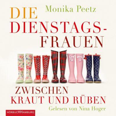 Die Dienstagsfrauen zwischen Kraut und Rüben, Monika Peetz