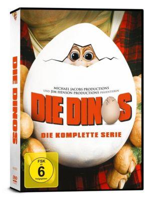 Die Dinos - Die komplette Serie, Die Dinos