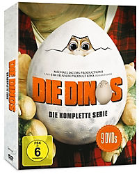 Die Dinos - Die komplette Serie - Produktdetailbild 1