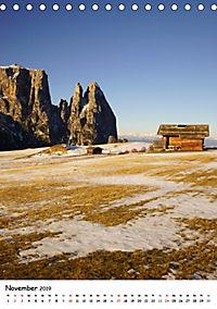 Die Dolomiten um Südtirol (Tischkalender 2019 DIN A5 hoch) - Produktdetailbild 11