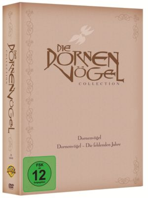 Die Dornenvögel-Box, Carmen Culver, David Stevens