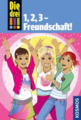 Die drei !!!, 1,2 3 Freundschaft! (drei Ausrufezeichen), Maja von Vogel, Henriette Wich