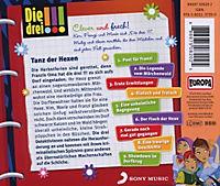 Die drei Ausrufezeichen Band 10: Tanz der Hexen (Audio-CD) - Produktdetailbild 1