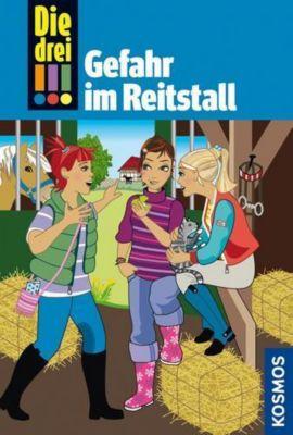 Die drei Ausrufezeichen Band 13: Gefahr im Reitstall, Henriette Wich