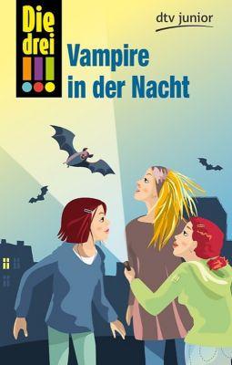 Die drei Ausrufezeichen Band 27: Vampire in der Nacht, Petra Steckelmann