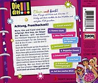 Die drei Ausrufezeichen Band 28: Achtung, Promihochzeit! (Audio-CD) - Produktdetailbild 1
