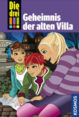 Die drei Ausrufezeichen Band 42: Geheimnis der alten Villa - Maja Von Vogel  