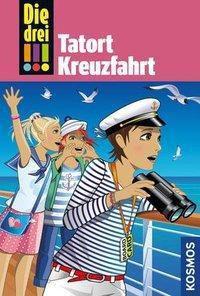 Die drei Ausrufezeichen Band 57: Tatort Kreuzfahrt, Henriette Wich