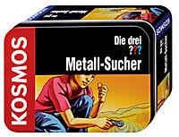 "Die drei ??? - Box ""Metall-Sucher"" - Produktdetailbild 1"