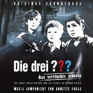 Die Drei ???-Das Verfluchte Schloss-Ost, Ost, Annette (composer) Focks