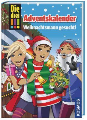 Die drei !!! - Der Adventskalender, Maja Von Vogel