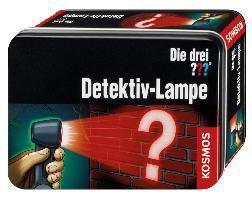 Die Drei ??? Detektiv-Lampe