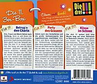 Die drei !!! - Die 11. Box (Folgen 31-33) (3 CDs) - Produktdetailbild 1
