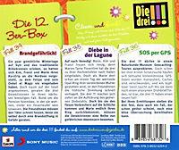 Die drei !!! - Die 12. 3er-Box (Folgen 34-36) - Produktdetailbild 1