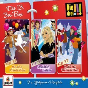 Die drei !!! - Die 13. Box (Folgen 37-39) (3 CDs), Die drei !!!