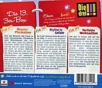 Die drei !!! - Die 13. Box (Folgen 37-39) (3 CDs) - Produktdetailbild 1