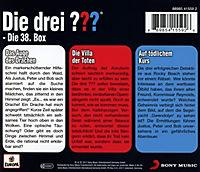 Die drei ??? - Die 38. Box (Folgen 113-115) (3 CDs) - Produktdetailbild 1