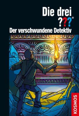 Die drei ???: Die drei ??? Feuriges Auge 1: Der verschwundene Detektiv (drei Fragezeichen), André Marx