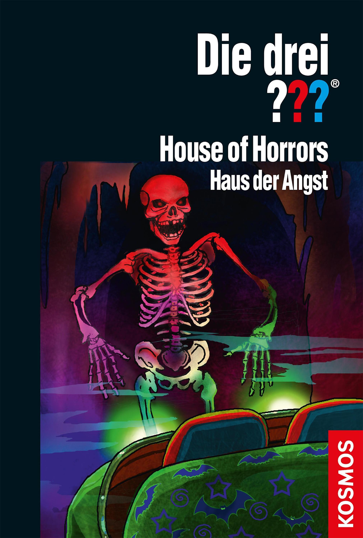 die drei  die drei  house of horrors drei