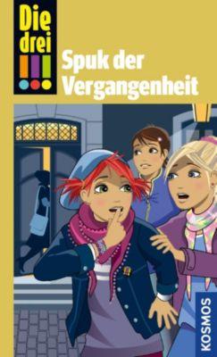 Die drei !!!: Die drei !!!, Pocket 2, Heger, Spuk der Vergangenheit (drei Ausrufezeichen), Ann Kathrin-