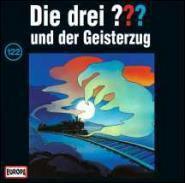Die drei Fragezeichen Band 122: Die drei Fragezeichen und der Geisterzug (1 Audio-CD), Die Drei ??? 122