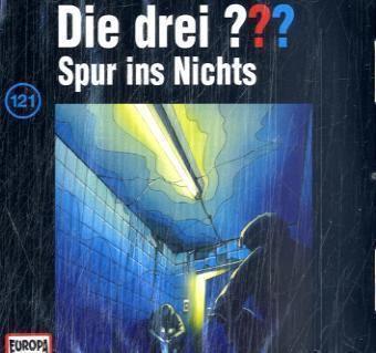 Die drei Fragezeichen - Hörbuch Band 121: Spur ins Nichts (1 Audio-CD), Die Drei ??? 121