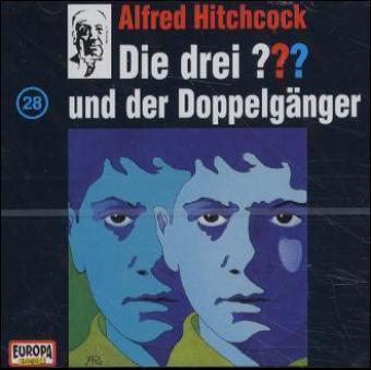 Die drei Fragezeichen - Hörbuch Band 28: Die drei Fragezeichen und der Doppelgänger (1 Audio-CD), Die Drei ??? 28