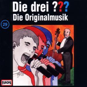 Die drei Fragezeichen - Hörbuch Band 29: Die Originalmusik (1 Audio-CD), Die Drei ??? 29