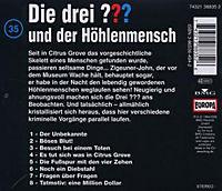 Die drei Fragezeichen - Hörbuch Band 35: Die drei Fragezeichen und der Höhlenmensch (1 Audio-CD) - Produktdetailbild 1