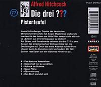 Die drei Fragezeichen - Hörbuch Band 77: Pistenteufel (1 Audio-CD) - Produktdetailbild 1