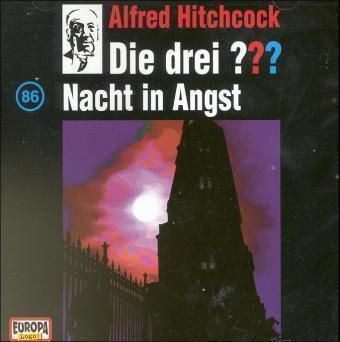 Die drei Fragezeichen - Hörbuch Band 86: Nacht in Angst (1 Audio-CD), Die Drei ??? 86