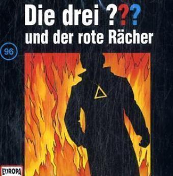 Die drei Fragezeichen - Hörbuch Band 96: Die drei Fragezeichen und der rote Rächer (1 Audio-CD), Die Drei ??? 96