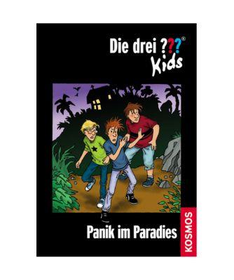 Die drei Fragezeichen-Kids Band 1: Panik im Paradies, Ulf Blanck