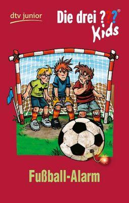 Die drei Fragezeichen-Kids Band 26: Fussball-Alarm, Ulf Blanck
