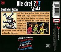 Die drei Fragezeichen-Kids Band 43: Duell der Ritter (Audio-CD) - Produktdetailbild 1