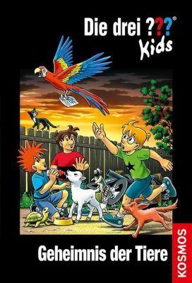 Die drei Fragezeichen-Kids Band 53: Geheimnis der Tiere, Ulf Blanck