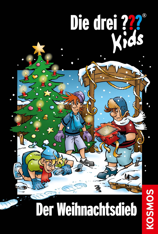 die drei fragezeichenkids band 57 der weihnachtsdieb