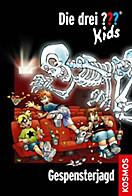Die drei Fragezeichen-Kids Band 60: Gespensterjagd